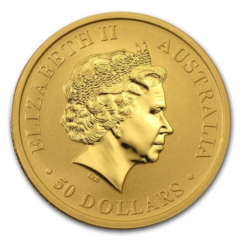 Zlatá investiční mince - Maple Leaf 1/2 Oz