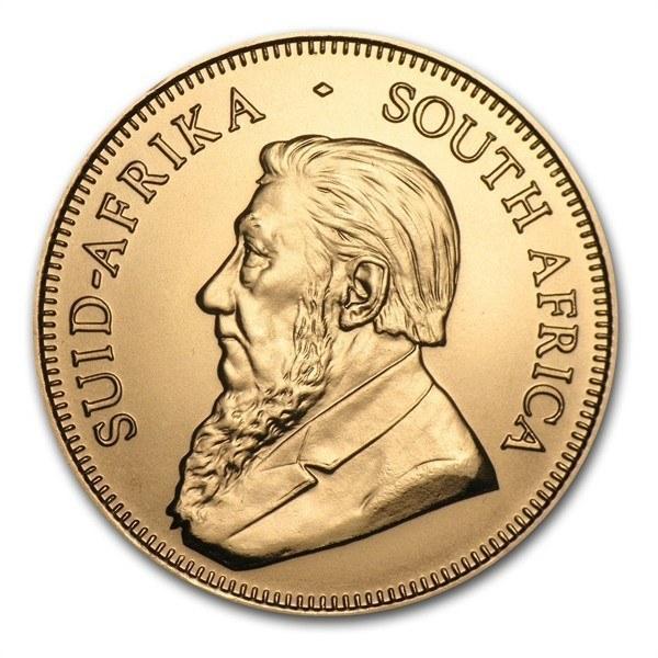Zlatá investiční mince - Krugerrand 1/2 oz 2015