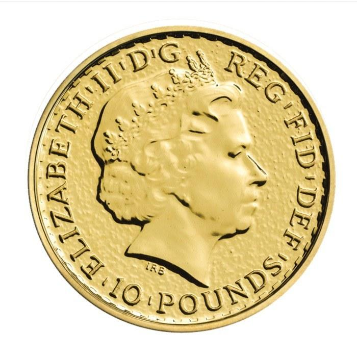 Zlatá investiční mince - Britannia 1/2 Oz 2015