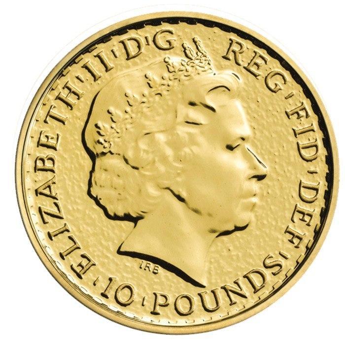 Zlatá investiční mince - Britannia 1 Oz 2015