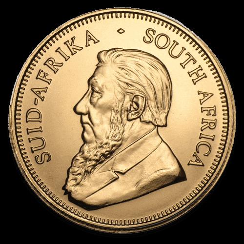 Zlatá investiční mince - Krügerrand 1/10 oz 2017