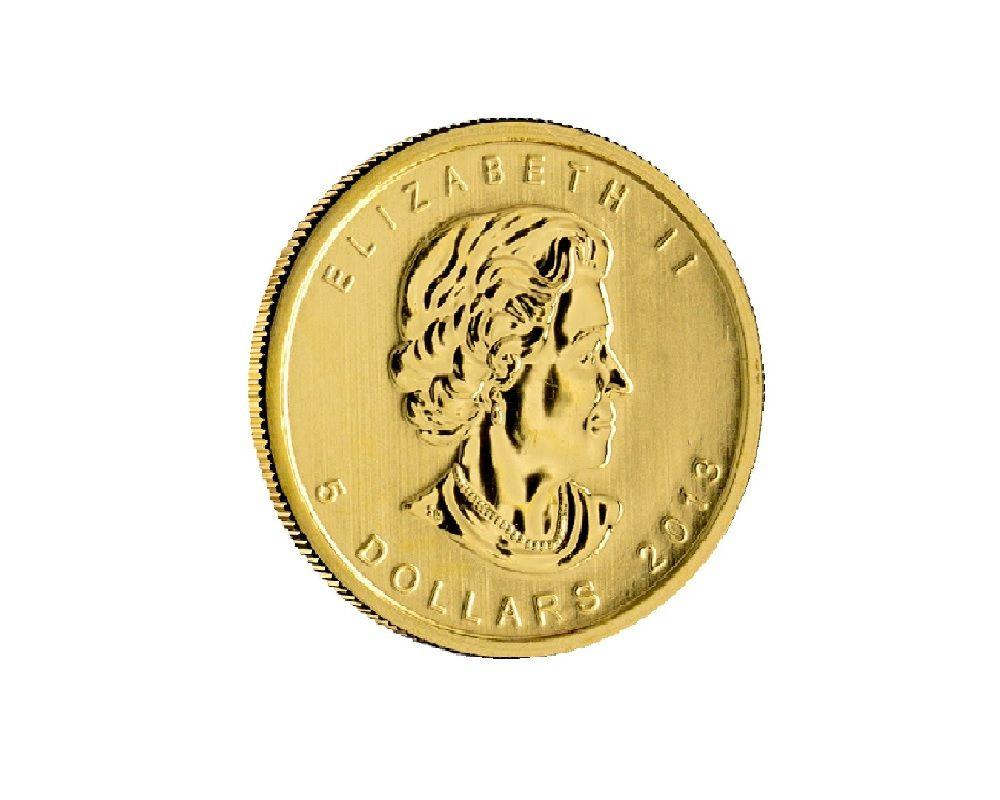Zlatá investiční mince - Maple Leaf 1/10 Oz